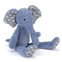 Little Jellycat Indigo Elly Chime new for Summer 2015