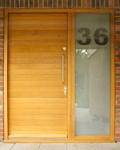 Urban Front - Contemporary front doors UK | designs e-range | modena