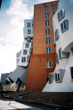 Centre d' Stata al Mit  de Frank O. Gehry