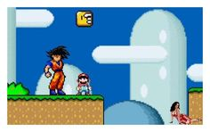 Goku no Super Mario World