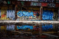 25 Photos Inside the Bat Cave, an Abandoned MTA Powerhouse - Summer on the Gowanus - Curbed NY