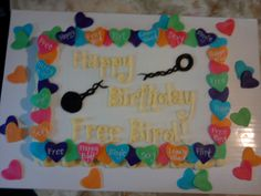 birthday/divorce cake