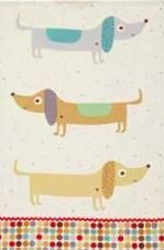 Assorted Ulster Weavers Dachshund Sets of 2 Sausage Dog Kitchen Tea Towels