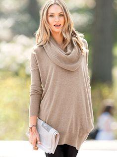 Ultra Flirt Juniors' Pocket Tunic Sweater - Juniors Juniors' Sale ...