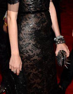 Met Gala alfombra roja accesorios inspiracion Punk Chaos to Couture - Diane Kruger