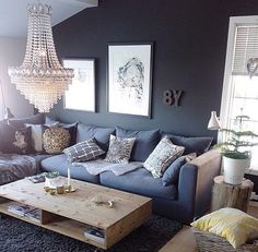 Simple yet with a touch of luxury living. Room