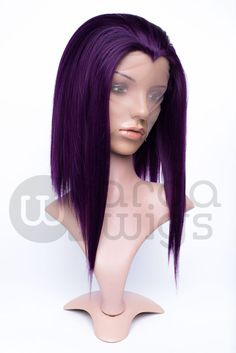 Cosplay Wig Virginia Plum CL-021