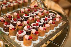 Casamento de luxo: doces finos