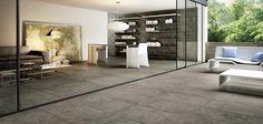 ceramic tiles for interior and exterior Stairs Window, Roof Window, Indoor Outdoor, Factory Architecture, Loft Studio, Living Room Bedroom, Tile Design, Windows And Doors, Interior And Exterior