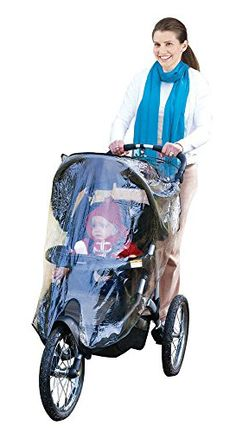 J is for Jeep Jogging Stroller Weather Shield, Baby Rain Cover, Universal Size, Waterproof, Water Resistant, Windproof, See Thru, Ventilation, Clear, Plastic, Protection, Shade, Umbrella, Pram, Vinyl - http://our-shopping-store.com/baby-products.asp