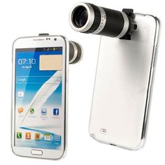 8X Zoom for the Samsung Galaxy Note 2 Camera