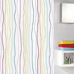 Kleine Wolke - Jolie Polyester Shower Curtain - W1800 x H2000 - 5194-148-305