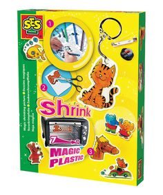 Take a look at this Magic Shrinking Pictures Kit by SES Creative on #zulily today!