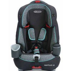 Evenflo Big Kid Elite Booster Car Seat, Pink | Car seats, Walmart ...