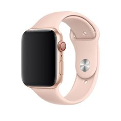 Lavender Gray Sport Band - S/M & M/L - Apple Watch Series 4 gold aluminum Pink Sand Sport Band – S/M & M/L – Mix and Match models and band- Apple Source by - Best Kids Watches, Cool Watches, Apple Watch Fashion, Mode Kawaii, Accessoires Iphone, Apple Watch Accessories, Accesorios Casual, Stylish Watches, Coque Iphone