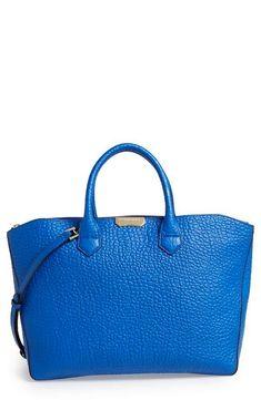 Blue crush | Dewsbury tote by Burberry