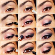 Mini tutos kimmy: Maquillaje elegante y natural