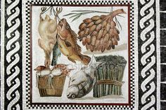 Descargar - Mosaico romano — Imagen de stock #10772039