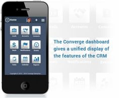 Converge Enterprise Mobile CRM App – why every business owner should use it?