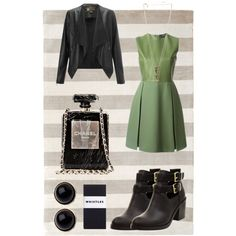 A fashion look from November 2014 featuring Gucci dresses, Lipsy jackets and Whistles tights. Browse and shop related looks.