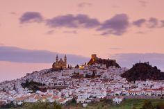 Olvera, Cádiz, Andalucia - Spain