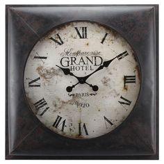 Grand Hotel Wall Clock at Joss & Main