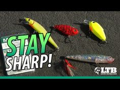 Learn when to change your hooks! In this Lucky Tackle Box video, Travis will teach you when -- or when not to -- change your Mustad Ultra Point Treble Hooks . Bass Fishing Tips, Fishing Rigs, Fishing Videos, Going Fishing, Lucky Tackle Box, Fishing For Beginners, Hooks, Change, Youtube