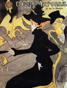Henri de Toulouse-Lautrec (1864 · 1901) was a French painter, printmaker, draughtsman and illustrator whose immersion in the colourful and theatrical life of Paris in the late 1800s yielded a collection of exciting, elegant and provocative images of the modern and sometimes decadent life of those times. Along with Cézanne, Van Gogh and Gauguin – is among the most well-known painters of the Post-Impressionist period. Periods: Post-Impressionism · Art Nouveau en.wikipedia.org