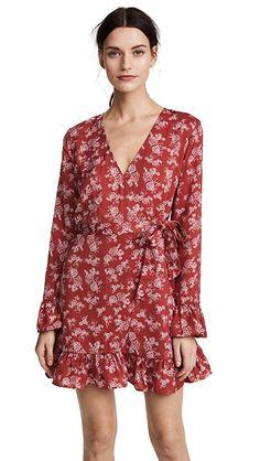 da3b9de277c3 The Fifth Label Ophelia Wrap Dress | 15% off 1st app order use code: