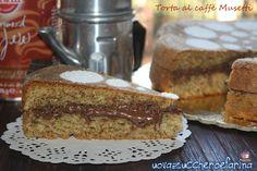 Torta al caffè Musetti