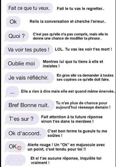 Super funny messages for friends phones Ideas Messages For Friends, Funny Messages, Funny Quotes, Funny Memes, Jokes, Troll Face, Quote Citation, French Quotes, Bad Mood