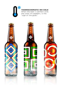 Inka Premium Beer (Concept) on Packaging of the World - Creative Package Design Gallery