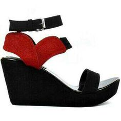 I want this wedges!