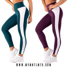 """a1855cc98886c Ft. RYDERWEAR   QUEEN HIGH WAISTED LEGGINGS """"Attention all Queens!"""" These  are"""