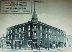 Lafayette Hotel, Grand Luxe, Photo Vintage, Old Pictures, Rue, Louvre, Photos, Building, Water