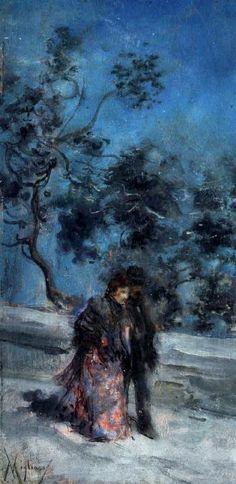 Vincenzo Migliaro - Al chiaro di luna