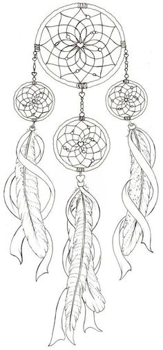 7 Best Dream Catcher Coloring Pages Images Coloring Pages Mandala