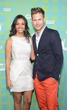 Il cast di TVD agli Upfront della CW - Ian Somerhalder