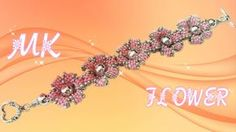flower components ~ Seed Bead Tutorials
