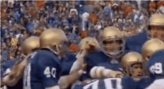"""5, DEFINITELY. 1, 2, & 11 """"Rudy 