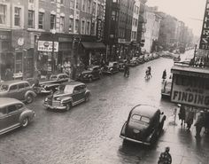 North End, 1948