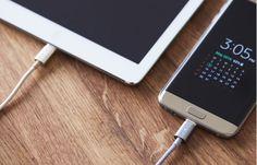 ASAP Connect - Le câble de rechargement magnétique compatible avec tous les appareils | NeozOne http://www.neozone.org/videos/asap-connect-cable-rechargement-magnetique/