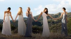 Designer Bridesmaid Dress Rentals