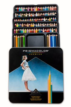 Prismacolor Colored Pencil Sets - JerrysArtarama.com