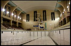 Bon Accord Baths interior. Aberdeen Scotland, Baths Interior, Long Gone, Silver City, North Sea, Old Photos, Childhood Memories, Pools, Nostalgia