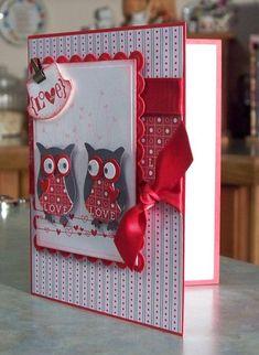 Stampin Up Valentine Cards | Handmade Valentines Day or Anniversary Card, Stampin Up Valentine ...