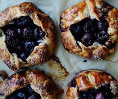 Cherry Galettes Recipe - House & Home