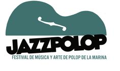 Logotipo de VII Jazzpolop 2016 © Papik Ribera