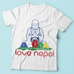 Nepal Fundraising T-Shirt Design by TheRealBuxow
