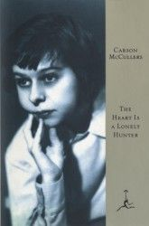 carson mccullers, the heart is a lonely hunter